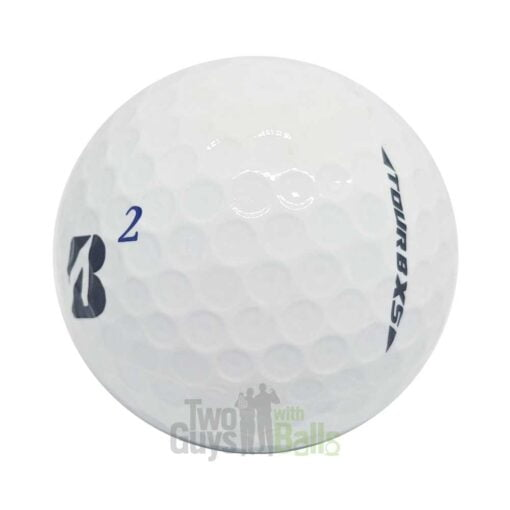 bridgestone tour b xs used golf balls