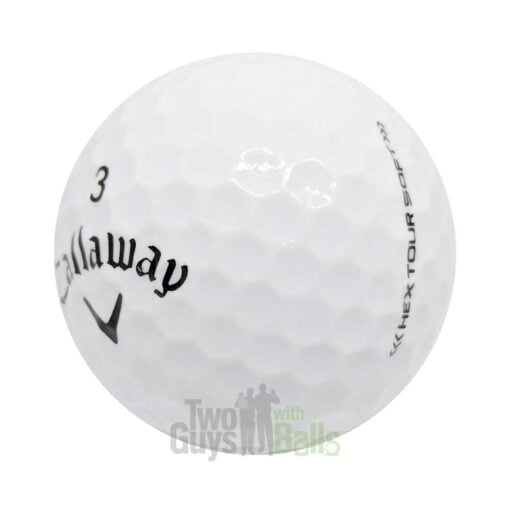 callaway hex tour soft used golf balls