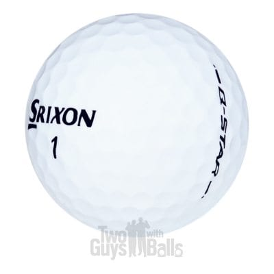 Srixon Q Star Used Golf Balls
