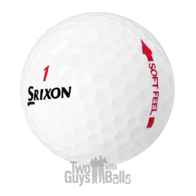 srixon sf lady used golf balls