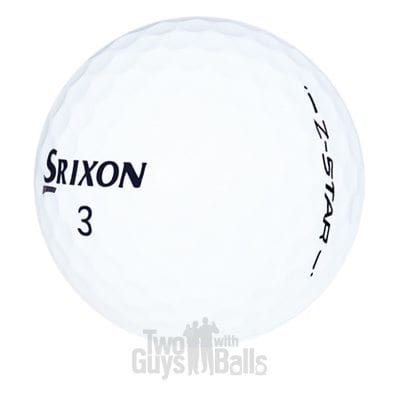 Srixon Z-Star Tour Used Golf Balls