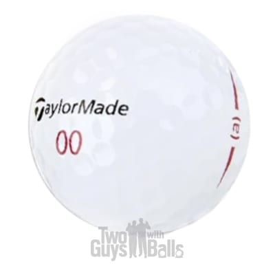 taylormade project a used golf balls