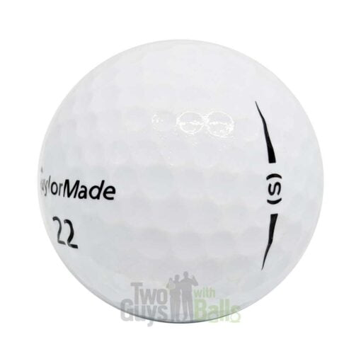 taylormade project s used golf balls