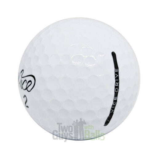 used vice drive golf balls