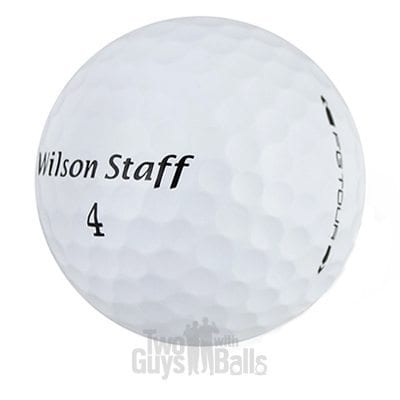 Wilson Staff FG Tour Used Golf Balls