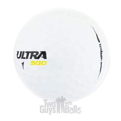 wilson ultra used golf balls